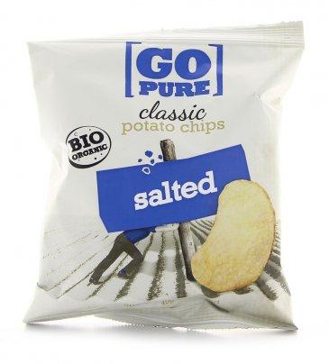 Chips con Sale Bio