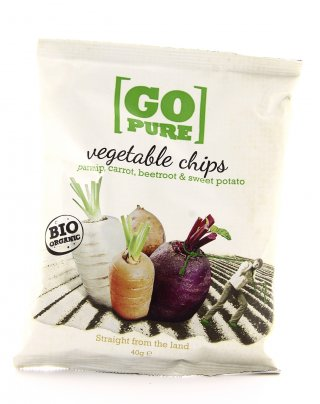 Vegetable Chips 40 Grammi