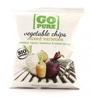 Vegetable Chips 90 Grammi