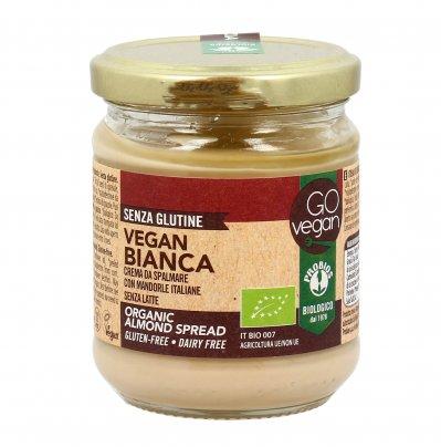 Go Vegan - Vegan Ciock Bianca
