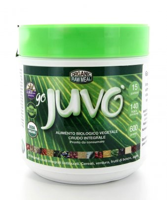 Go Juvo+Shaker
