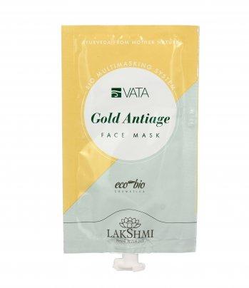 Maschera Viso Gold Antiage Mask - Vata