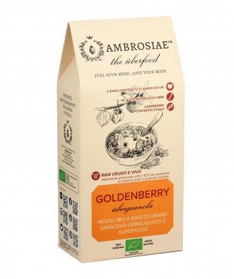 Granola Bio con Goldenberry