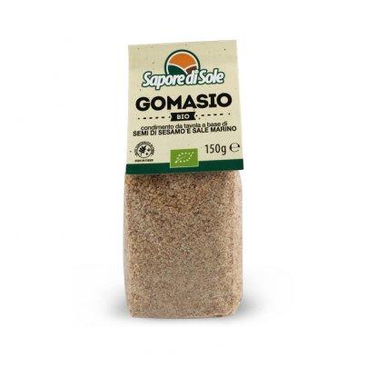 Gomasio Bio - Semi di Sesamo e Sale Marino