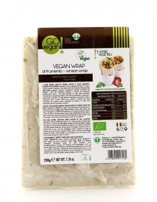Vegan Wrap di Frumento - Go Vegan