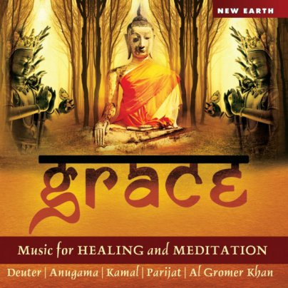 CD - Grace - Music for Healing and Meditation