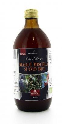 Succo Maqui Miscela Bio - 500 ml.
