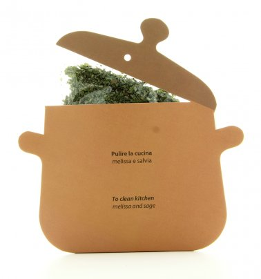 Pulire la Cucina Melissa e Salvia Grandmother Tips