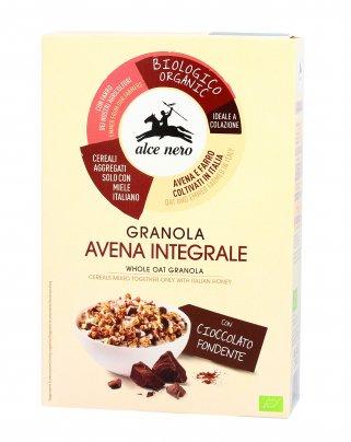 Granola Avena Integrale con Cioccolato Fondente