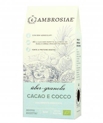 Granola Bio con Cacao e Cocco
