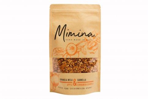 Granola Mela e Cannella Bio