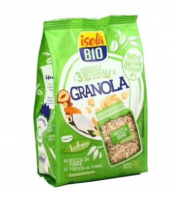 Granola Bio con Noci, Semi e Cocco