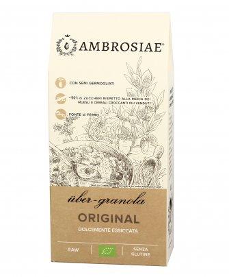 """Granola Bio con Grano Saraceno Germogliato """"Original"""""""
