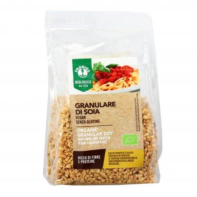 Granulare di Soia Biologica - Senza Glutine
