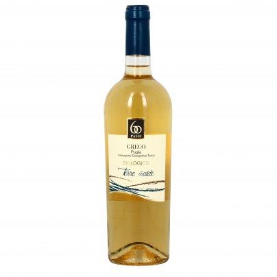 Vino Bianco Bio Greco Puglia - Terre Salde
