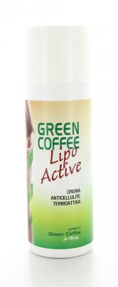 Crema Anticellulite Termoattiva Lipo Active