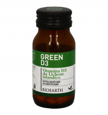 Green D3 da Lichene islandico - Ossa e Sistema Immunitario