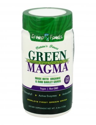Green Magma 250 Compresse