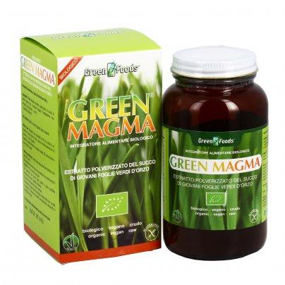 Green Magma 320 Compresse