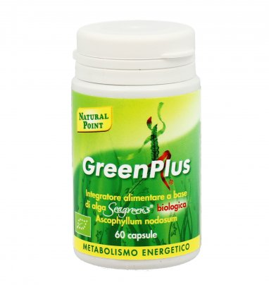 Green Plus Integratore Alimentare