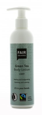 Lozione Corpo al Tè Verde - Green Tea Body Lotion Ligh