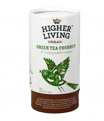 Tè Verde al Cocco - Green Tea Coconut