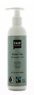Gel Doccia al Tè Verde - Green Tea Shower Gel
