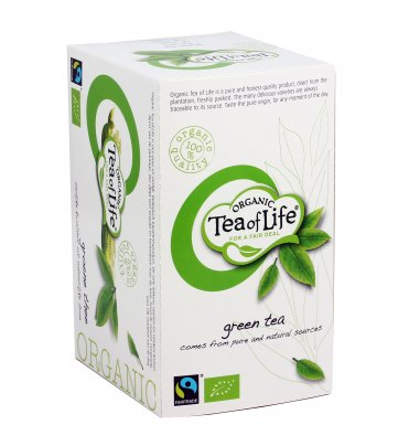 Tè Verde Bio - Green Tea