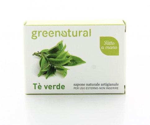 Sapone Naturale Artigianale al Tè Verde
