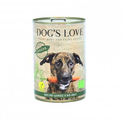 Mangime per Cani con Verdura e Frutta - Greens
