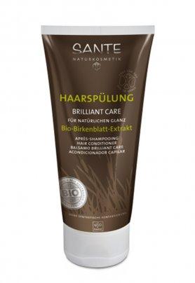 Haarspulung - Balsamo per Capelli Brillanti