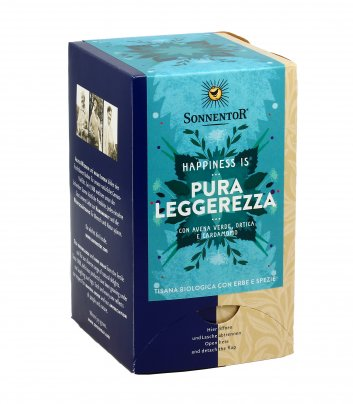 Happiness Is... Pura Leggerezza - Tisana Bio Erbe e Spezie