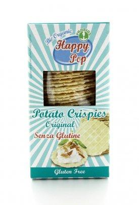 Happy Pop - Potato Crispies Original