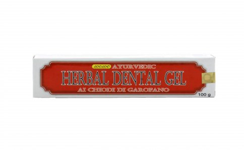 Herbal Dental Gel ai Chiodi di Garofano