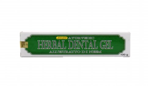 Herbal Dental Gel all'estratto di Neem