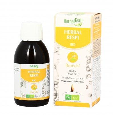 Herbal Respi - Fluidità Bronchi, Naso e Gola