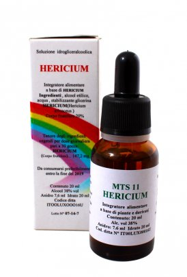 Hericium Gocce - MTS11