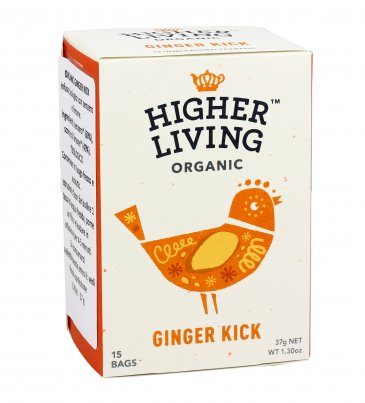 Infuso Bio Ginger Kick