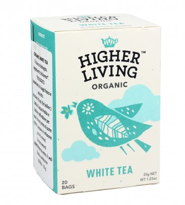 Tè Bianco Biologico