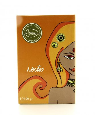 Tinta Capelli Naturale Himalaya Henna Colors Neutro