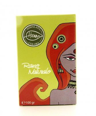 Tinta Capelli Naturale Himalaya Henna Colors Rame Naturale