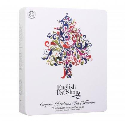 Confezione Natale Tè Bio Assortiti - Christmas Tea Collection