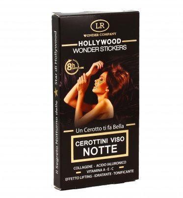 Cerottini Viso Notte - Hollywood Wonder Stickers