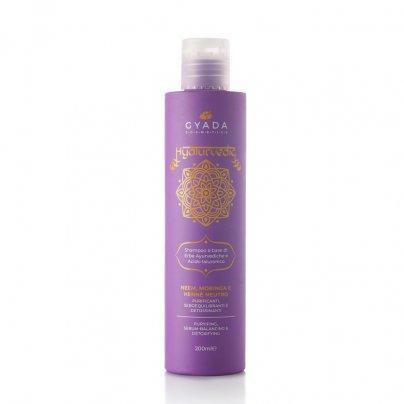 Shampoo Purificante con Neem, Moringa e Hennè Neutro - Hyalurvedic