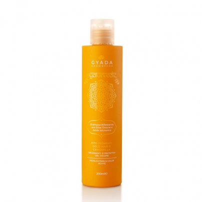 "Shampoo Riflessante Capelli Chiari e Biondi ""Gold Hair"" - Hyalurvedic"