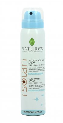Acqua Solare Spray - I Solari