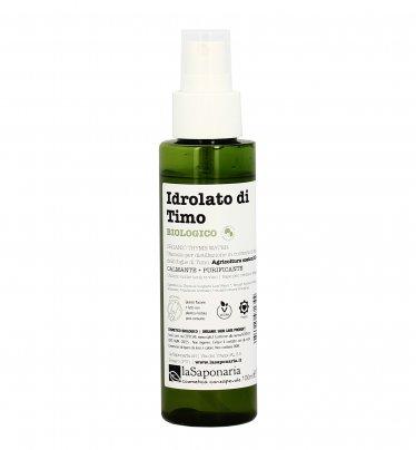 Idrolato di Timo Bio Spray