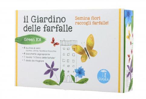 Il Giardino delle Farfalle Green Kit