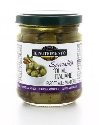 Olive Italiane Farcite alle Mandorle