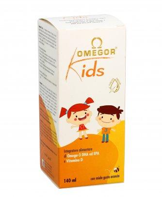 Omegor - Kids Sciroppo - Funzione del Sistema Munitario